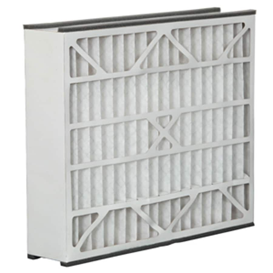 Filtrete (Common: 16-in x 25-in x 3-in; Actual: 15.75-in x 24.25-in x 3-in) 3-Pack Hvac Basic Pleated Air Filters