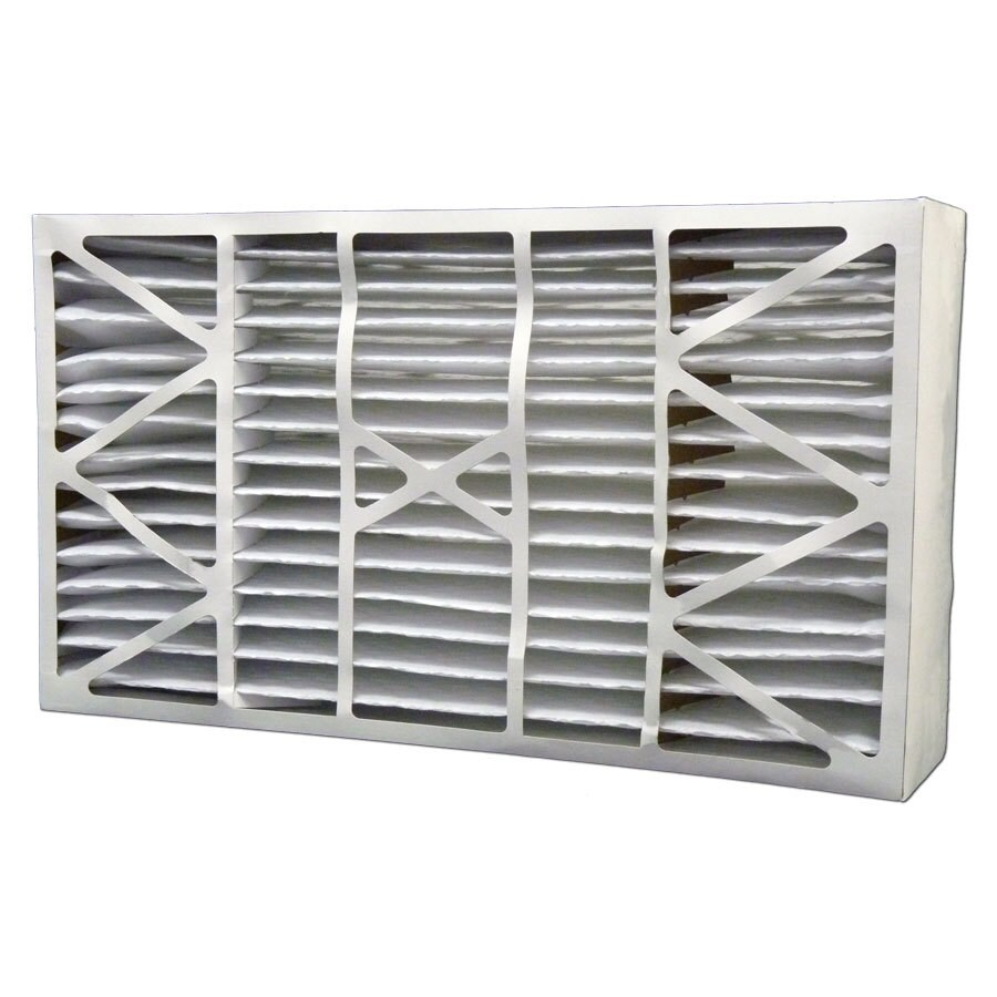 Filtrete (Common: 16-in x 28-in x 6-in; Actual: 15.375-in x 26.937-in x 6-in) 2-Pack Hvac Basic Pleated Air Filters