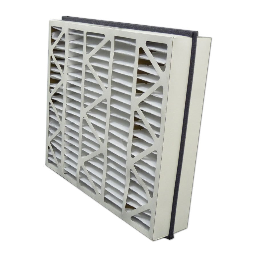 Filtrete (Common: 21-in x 23.5-in x 5-in; Actual: 21-in x 23-in x 5-in) 2-Pack Hvac Basic Pleated Air Filters