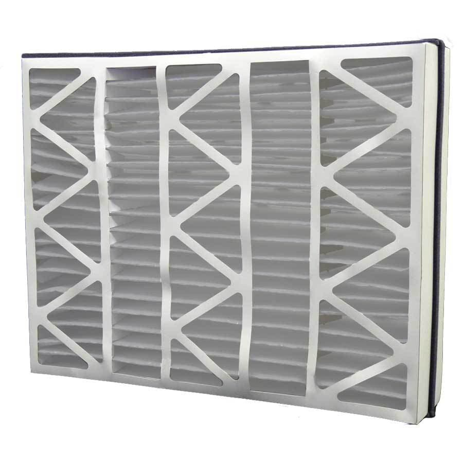 Filtrete 2-Pack HVAC Basic 20-in x 23-in x 5-in Pleated Specialty Air Filters