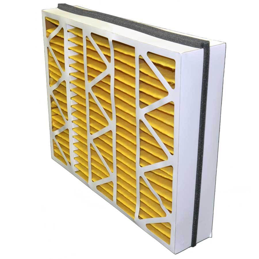 Filtrete (Common: 21-in x 27-in x 5-in; Actual: 20.7-in x 26.2-in x 5-in) 2-Pack Hvac Basic Pleated Air Filters