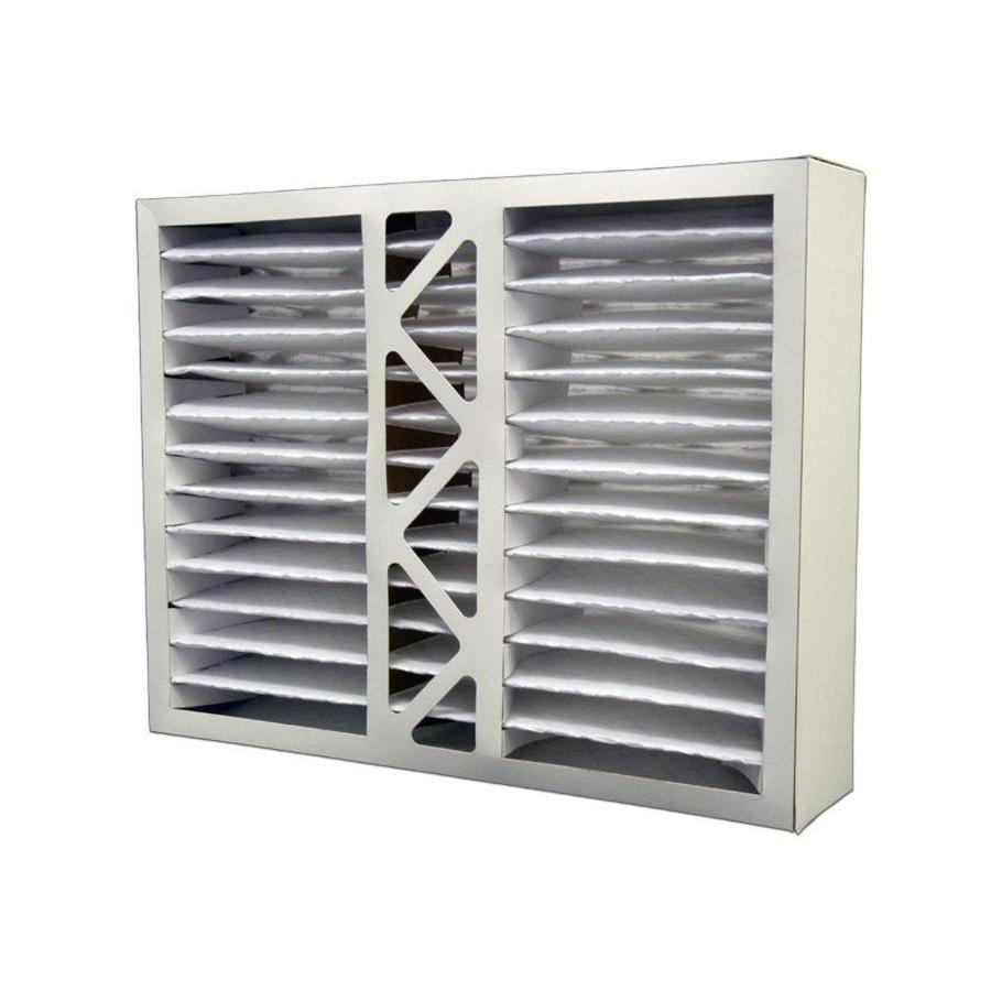 Filtrete (Common: 16-in x 20-in x 5-in; Actual: 16-in x 20-in x 4.25-in) 2-Pack Hvac Basic Pleated Air Filters