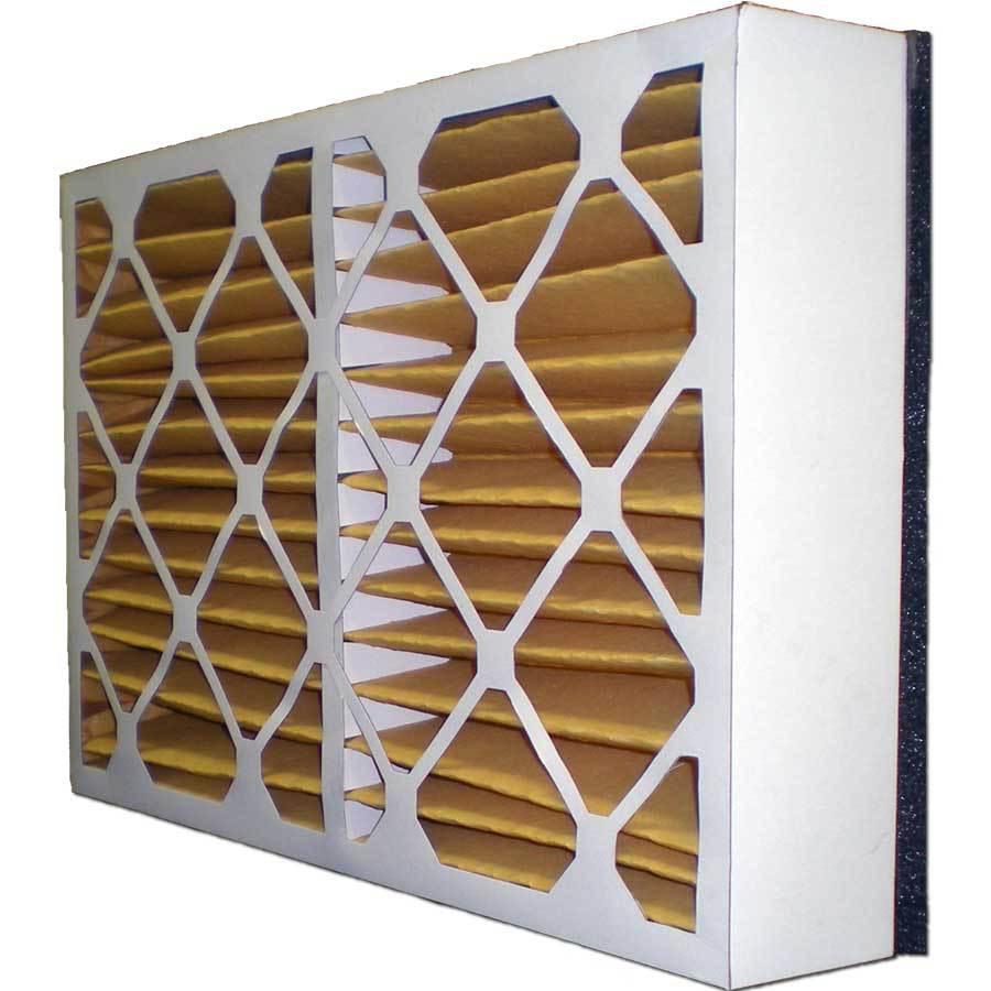 Lennox Model X0583 Air Cleaner Filter Media 16 x 25 x 5