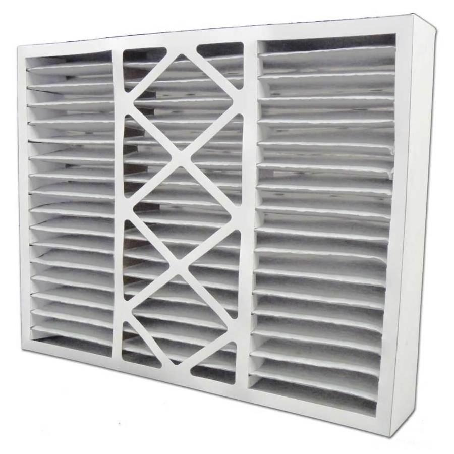 Filtrete (Common: 20-in x 25-in x 5-in; Actual: 20-in x 24.75-in x 4.375-in) 2-Pack Hvac Basic Pleated Air Filters