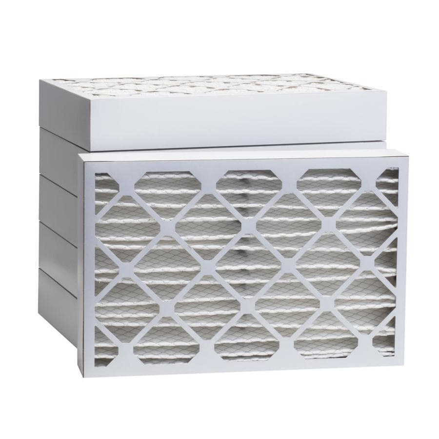 Filtrete 6-Pack Pleated Ready-to-Use Industrial HVAC Filters (Common: 20-in x 24-in x 4-in; Actual: 19.375-in x 23.375-in x 3.75-in)