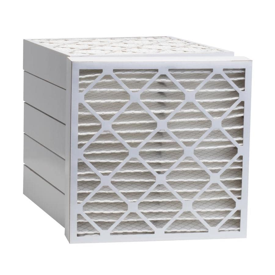 Filtrete 6-Pack Pleated Ready-to-Use Industrial HVAC Filters (Common: 24-in x 24-in x 4-in; Actual: 23.875-in x 23.875-in x 3.75-in)