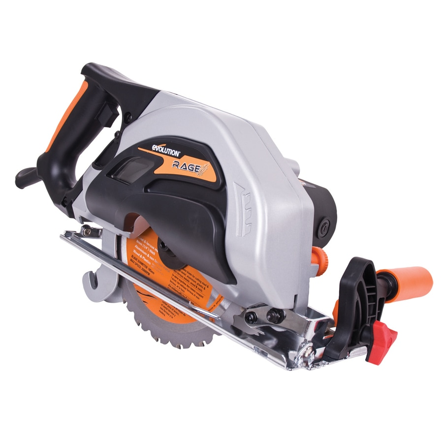 Evolution 15-Amps 7-1/4-in Corded Circular Saw