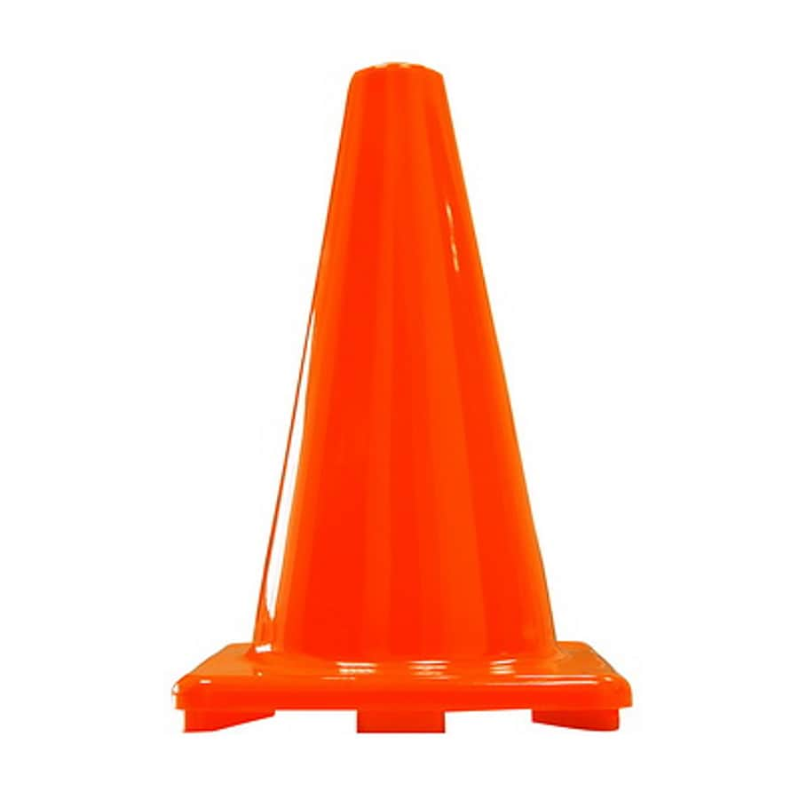 Corsan 12-in Plumbers Safety Cone