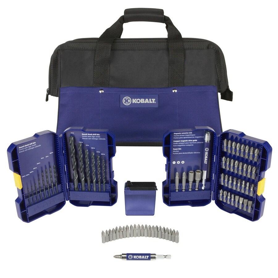 Kobalt 75-Piece PTA Set with Bag