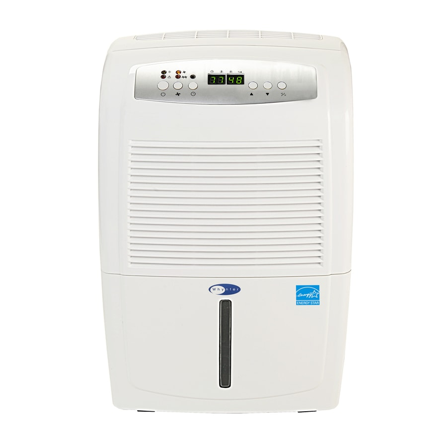 Whynter 70-Pint 2-Speed Dehumidifier with Built-in Pump ENERGY STAR