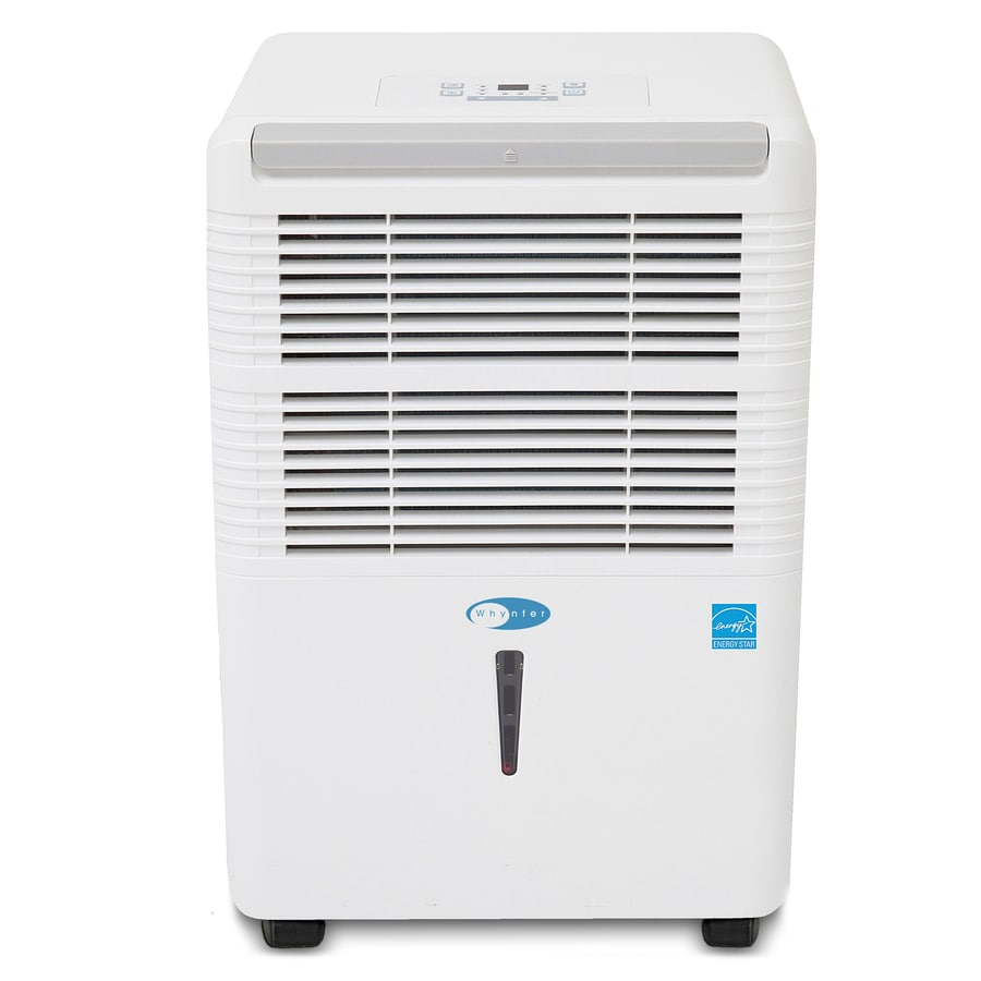 Shop Whynter 60 Pint 2 Speed Dehumidifier Energy Star At