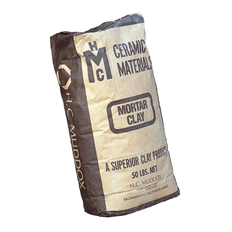 CastleLite 50-lb White Type-Fire Clay Mortar Mix