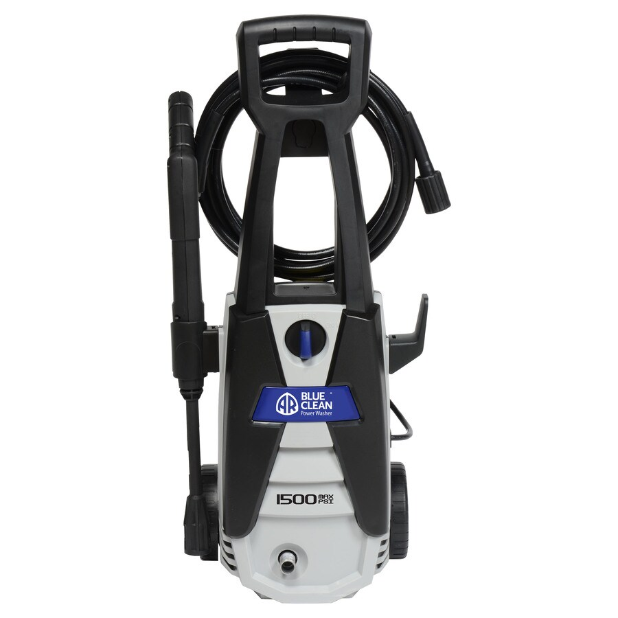 AR Blue Clean 1,500-PSI 1.4-GPM Cold Water Electric Pressure Washer