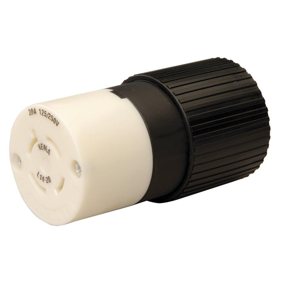 Reliance 20-Amp Twist Lock Connector