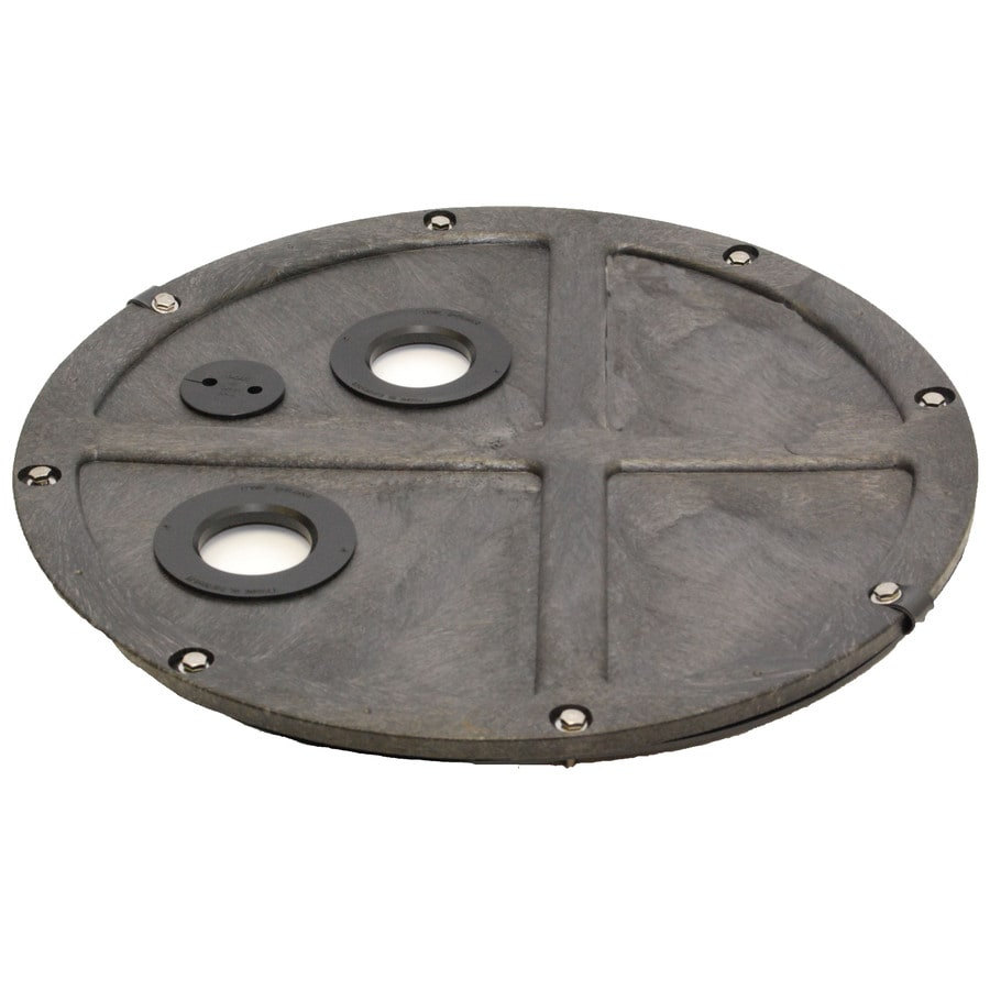 Jackel Structural Foam Well Pump Cover
