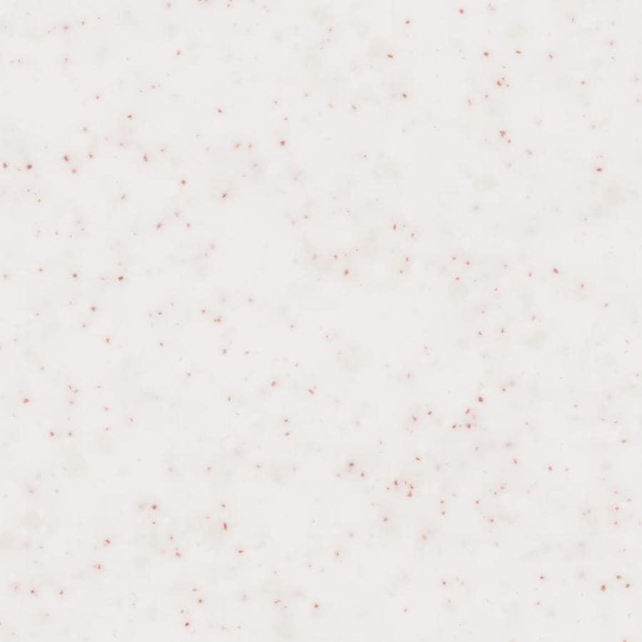Shop lg hi macs tapioca pearl solid surface kitchen for Lg hi macs