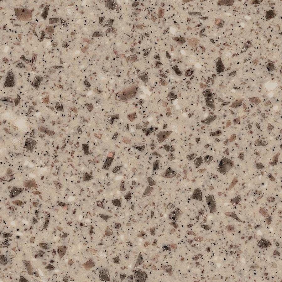 Shop Lg Hi Macs Sugarloaf Solid Surface Kitchen Countertop Sample At Lowes Com: Shop LG HI-MACS Maple Meadow Solid Surface Kitchen