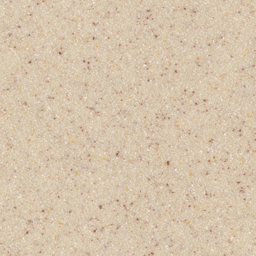 LG HI-MACS Almond Pearl Solid Surface Kitchen Countertop Sample