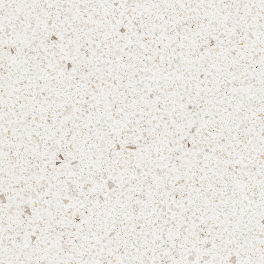 Shop Lg Hi Macs Sugarloaf Solid Surface Kitchen Countertop Sample At Lowes Com: Shop LG HI-MACS Milky Way Solid Surface Kitchen Countertop