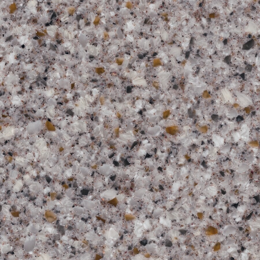 Shop Lg Hi Macs Sugarloaf Solid Surface Kitchen Countertop Sample At Lowes Com: Shop LG HI-MACS Pinnacle Solid Surface Kitchen Countertop