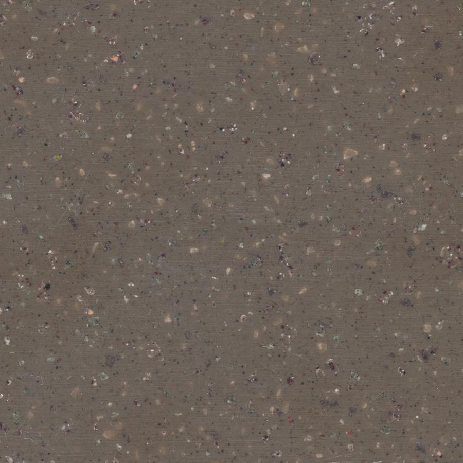 Shop lg hi macs umber granite solid surface kitchen for Lg hi macs