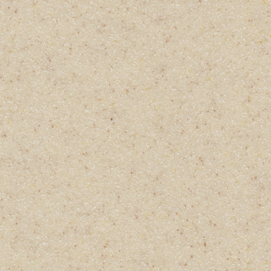 Shop Lg Hi Macs Sugarloaf Solid Surface Kitchen Countertop Sample At Lowes Com: Shop LG HI-MACS Vanilla Sugar Solid Surface Kitchen