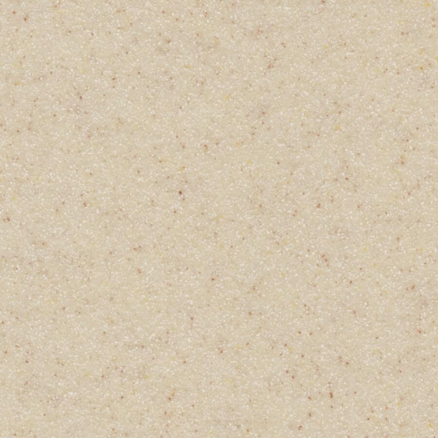 LG HI-MACS Vanilla Sugar Solid Surface Kitchen Countertop Sample