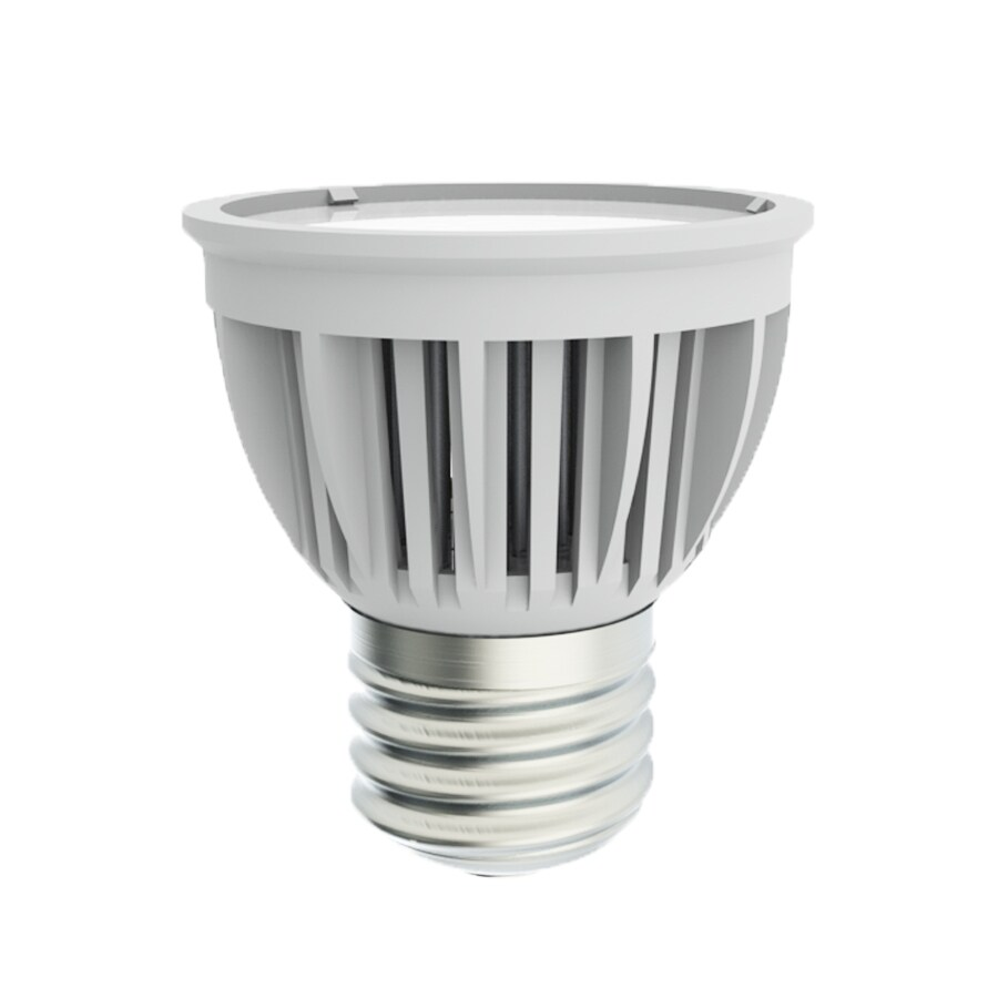 Array 2.6-Watt (11W) R16 Medium Base Warm White Indoor LED Flood Light Bulb ENERGY STAR