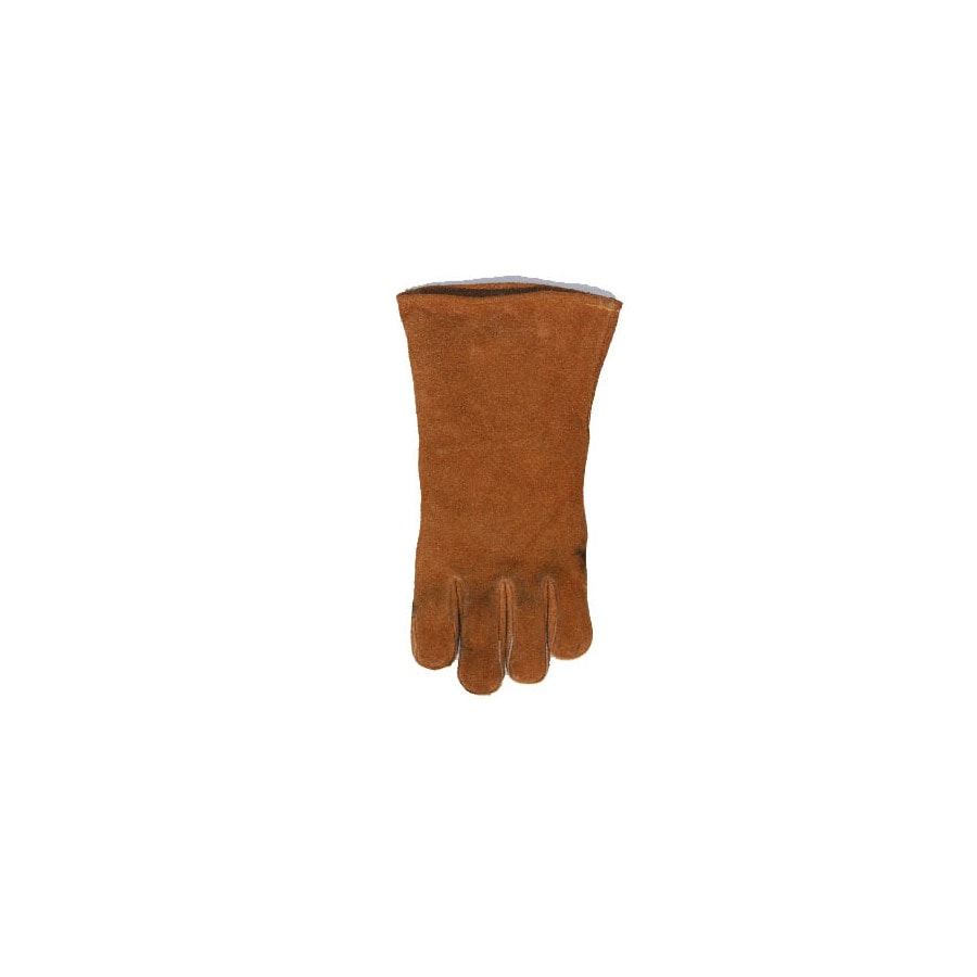 Blue Hawk One-Size-Fits-All Unisex Leather Palm Specialty Gloves