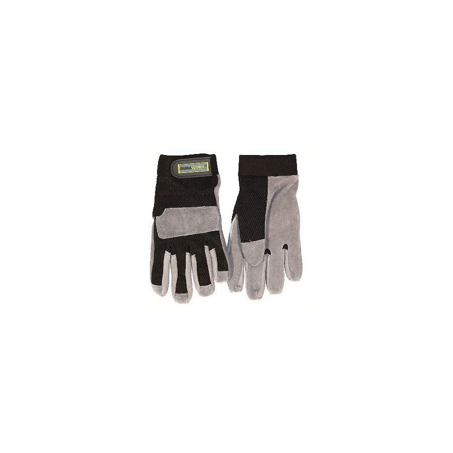 Blue Hawk X-Large Unisex Leather Palm High Performance Gloves