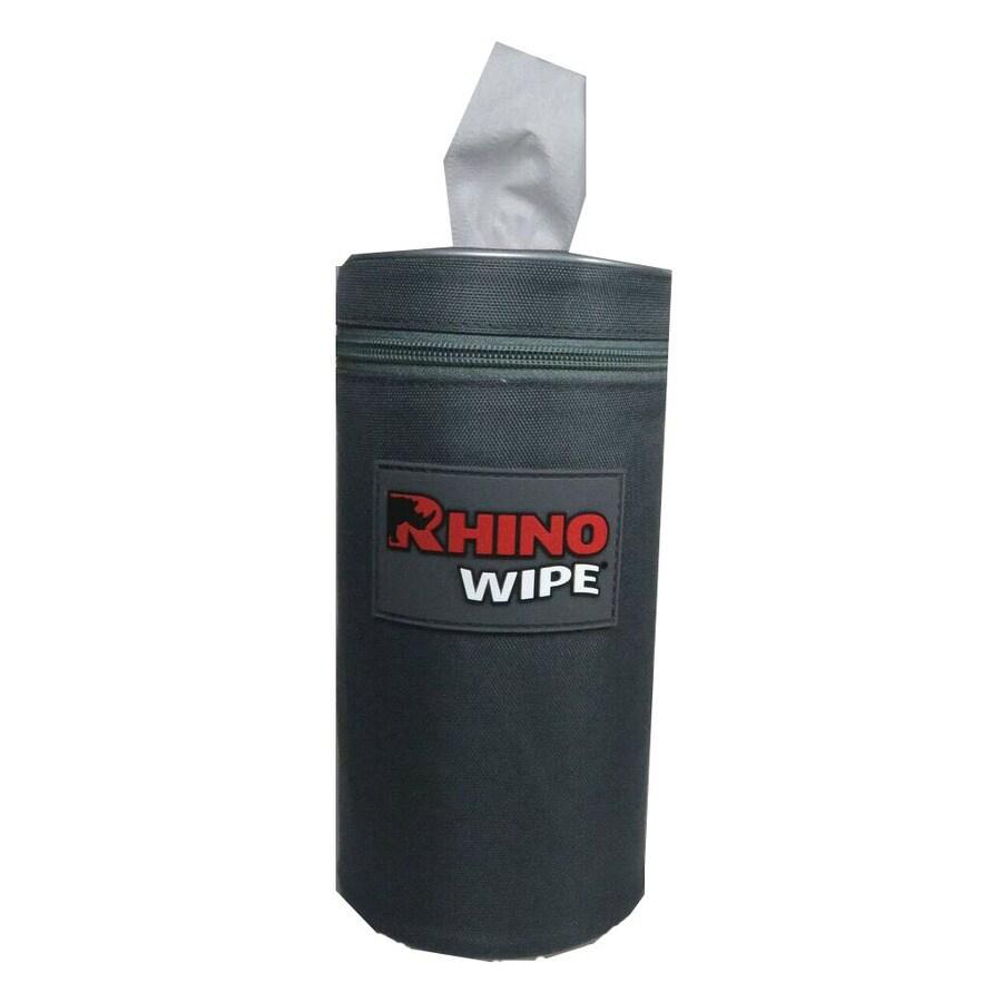 Rhino Wipe Tote with Wipes