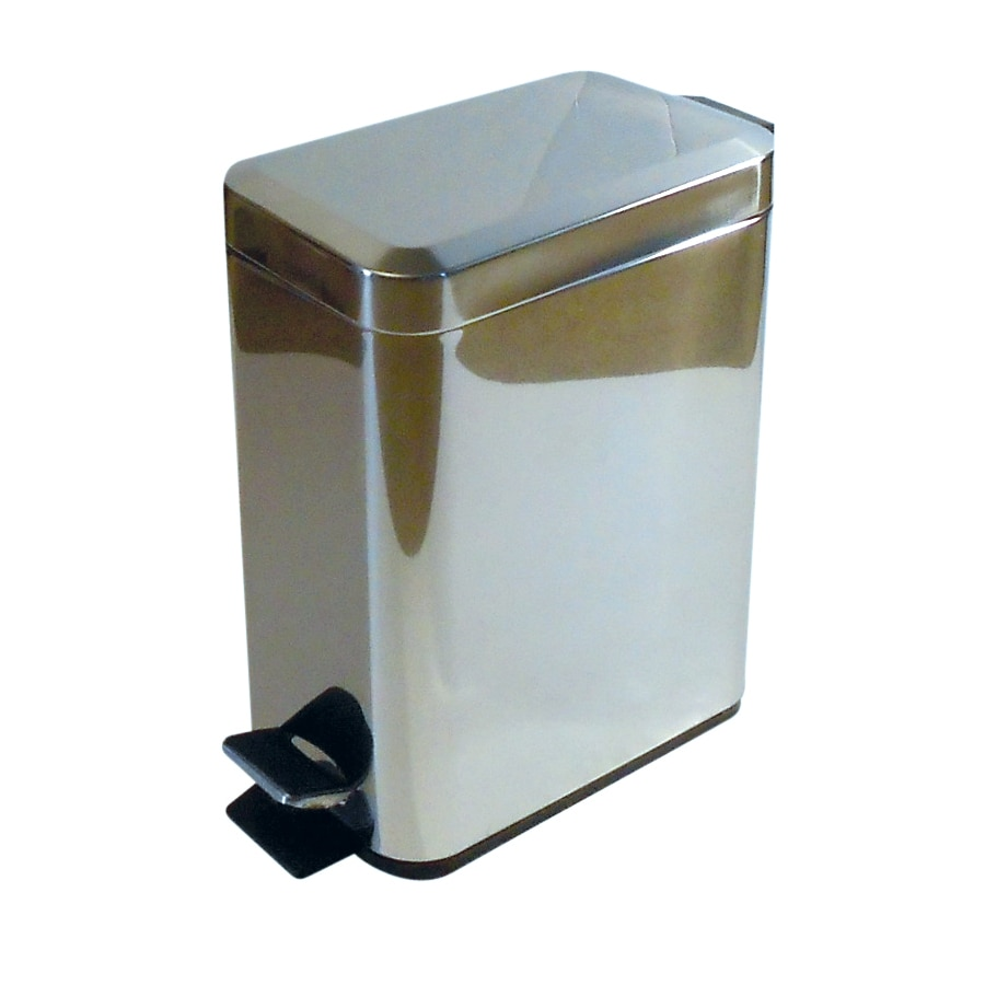 Shop Designers Choice 5 Liter Polished Steel Touchless
