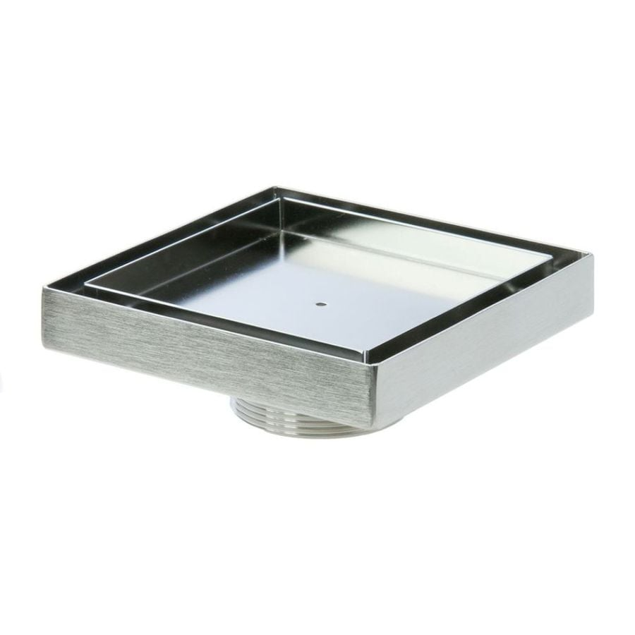 AQVA 5-in Stainless Steel Shower Drain