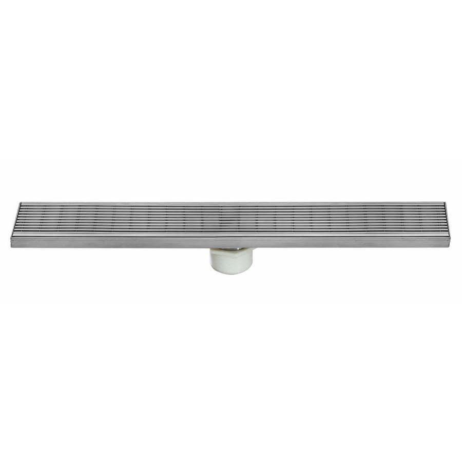 AQVA Stainless Steel Linear Shower Drain