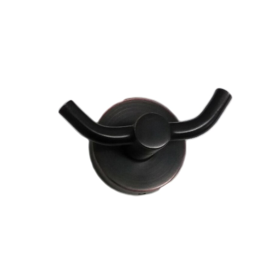 roth Salem Oil Rubbed Bronze Wall Mount Single Post Toilet Paper Holder allen