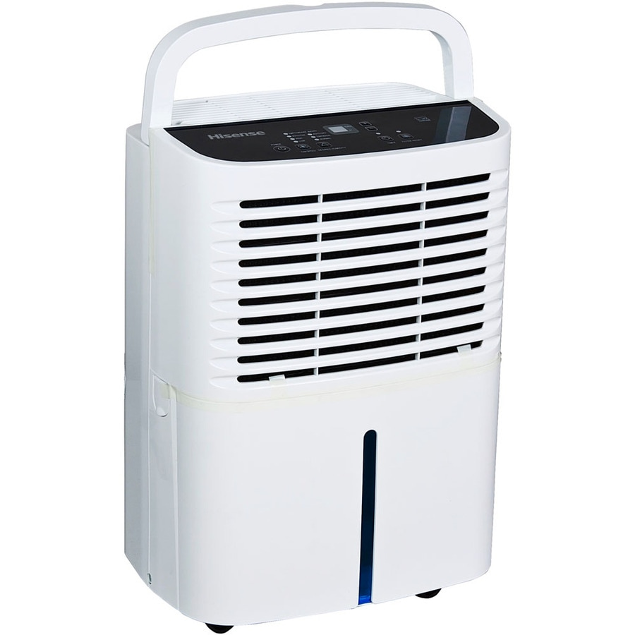 Hisense 25-Pint 2-Speed Dehumidifier ENERGY STAR
