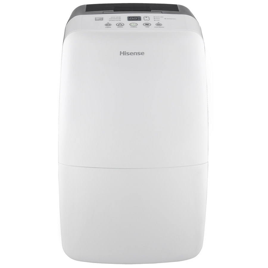 Hisense 70-Pint 2-Speed Dehumidifier ENERGY STAR