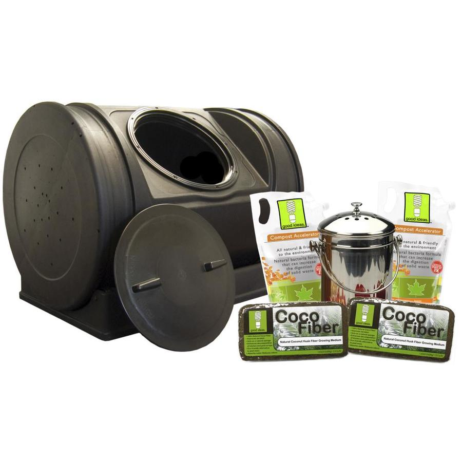 Compost Wizard 7-cu ft Recycled Plastic Tumbler Composter