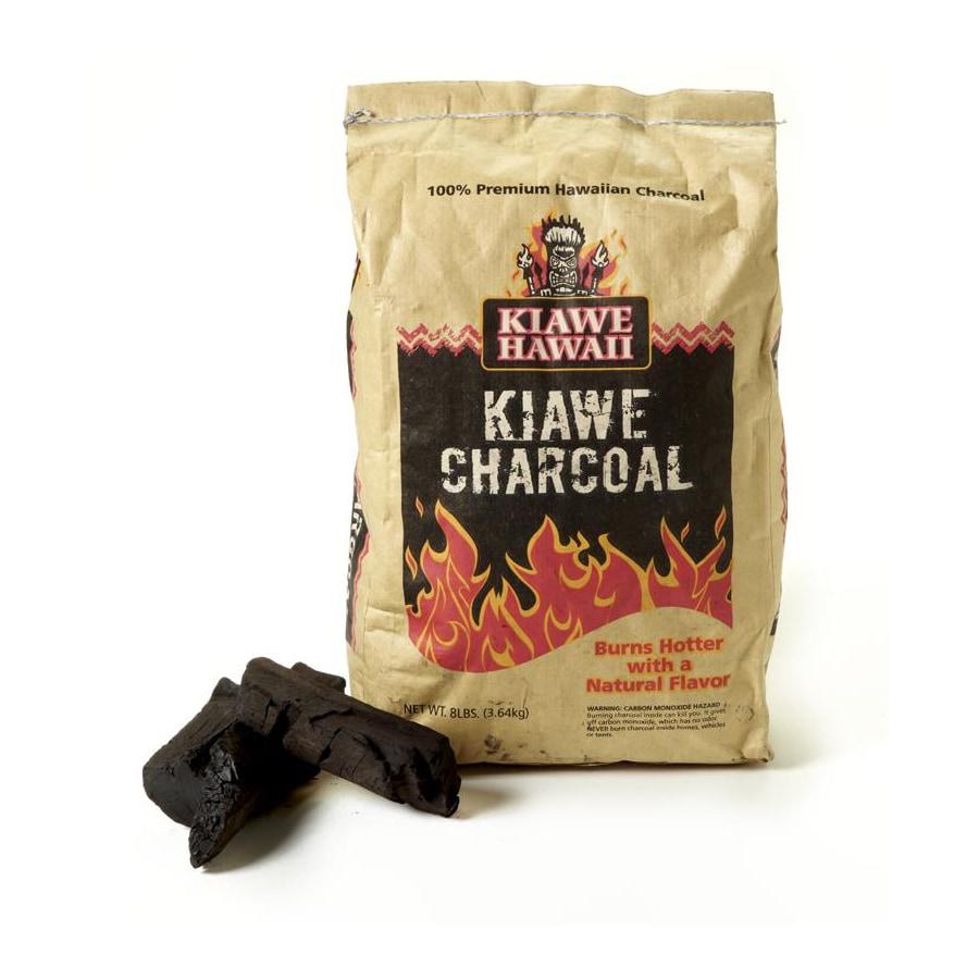 Kiawe Hawaii Kiawe 8-lb Lump Charcoal