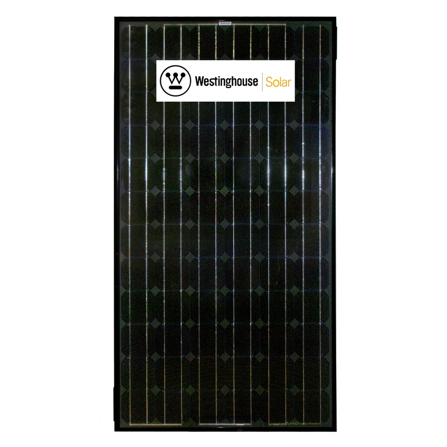 Westinghouse Solar Systems : Shop westinghouse solar ac panel at lowes