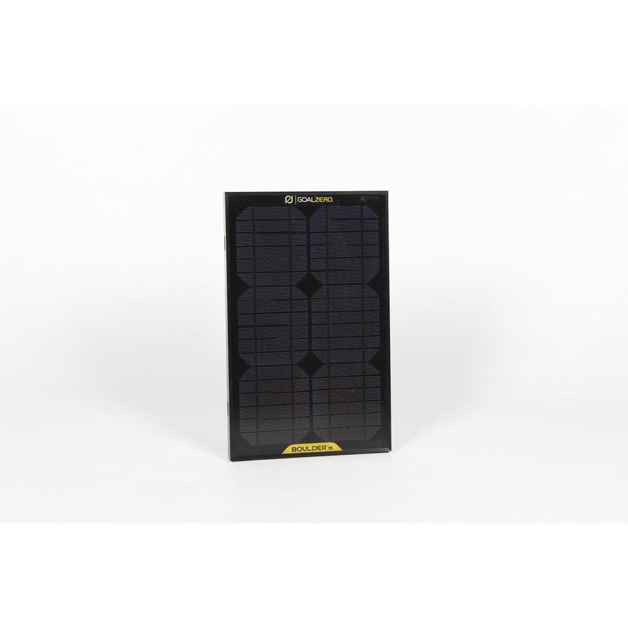 GOAL ZERO Extreme 11-1/4-in x 1-in x 18-in 15-Watt Portable Solar Panel