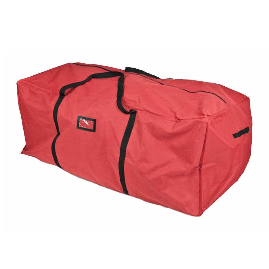 TreeKeeper 25-in x 52-in 15-cu ft Polyester Christmas Tree Storage Bag