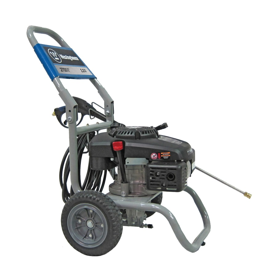 Westinghouse 2700-PSI 2.2-GPM Water Gas Pressure Washer