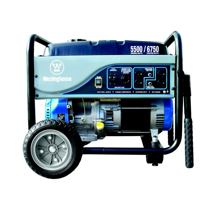 Westinghouse 5500-Running Watts Portable Generator