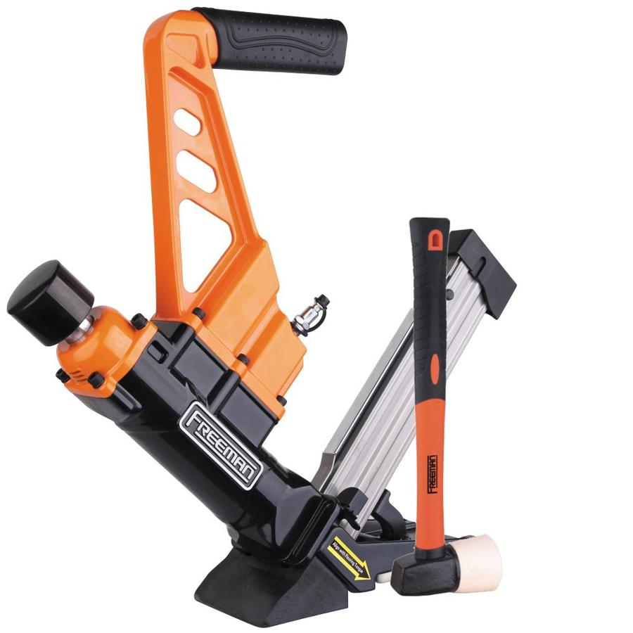 FREEMAN Roundhead Flooring Pneumatic Nailer