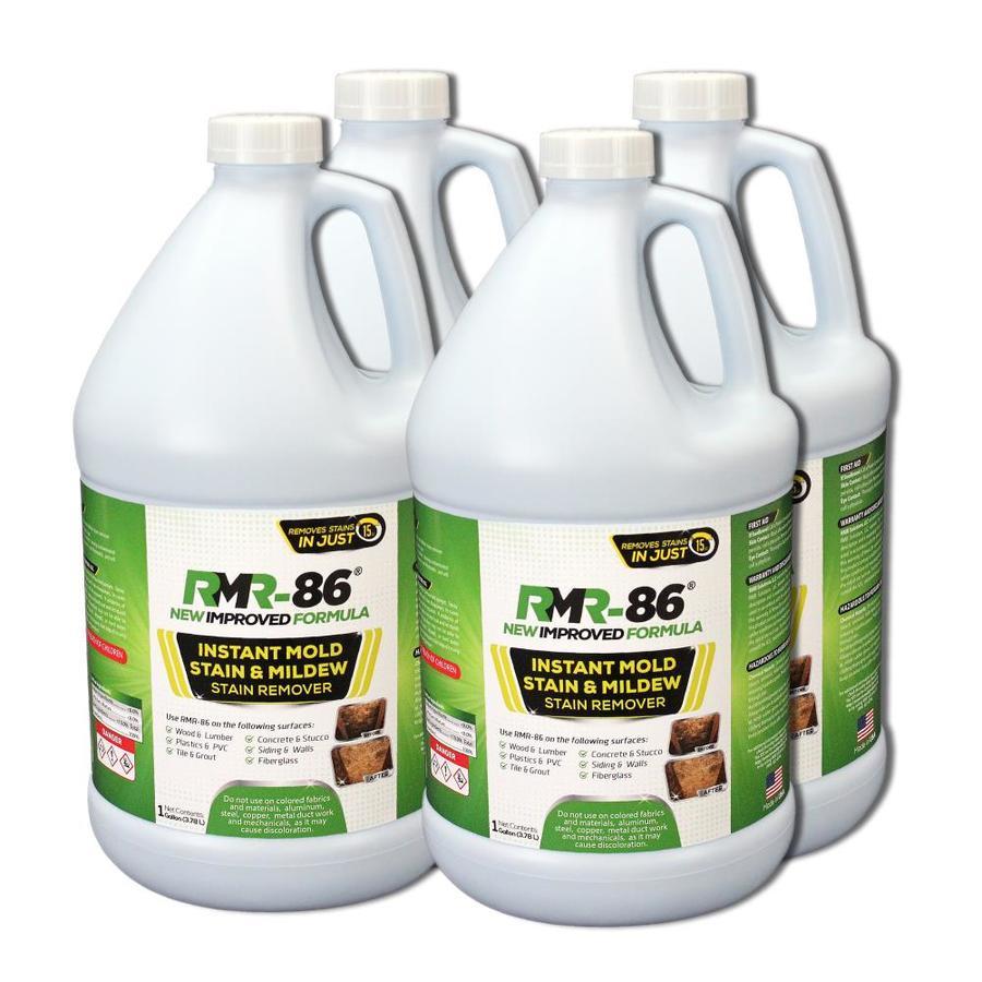 RMR 4-Count Liquid Mold Remover