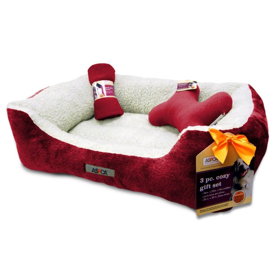 ASPCA Polyester Rectangular Dog Bed
