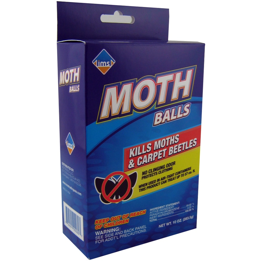 IMS Moth Ball 10-oz Moth Prevention