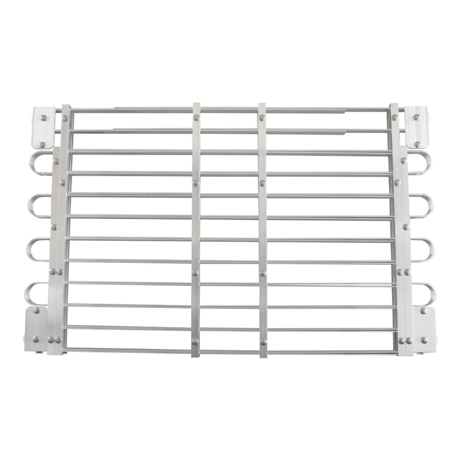 Adjust-A-Grate 35-1/2-in x 21-7/8-in x 2-1/8-in Window Well Covers