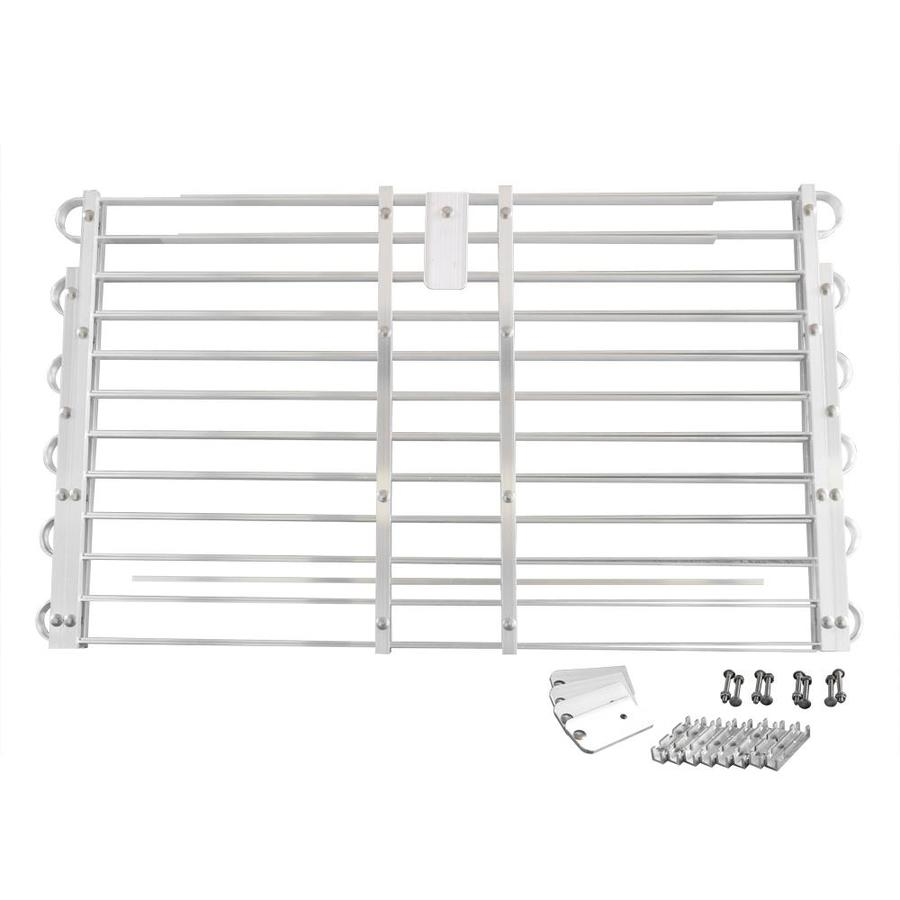 Adjust-A-Grate 37-3/4-in x 21-7/8-in x 2-1/8-in  Window Well Covers